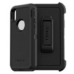 OtterBox Defender - obudowa ochronna do iPhone Xr (czarna)