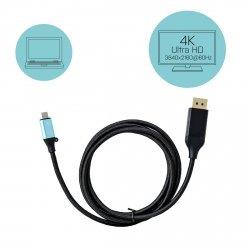 i-tec Kabel USB-C 3.1 do DisplayPort 4K / 60 Hz 150cm