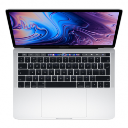 MacBook Pro 13 Retina Touch Bar i7 2,8GHz / 8GB / 256GB SSD / Iris Plus Graphics 655/ macOS / Silver (2019)