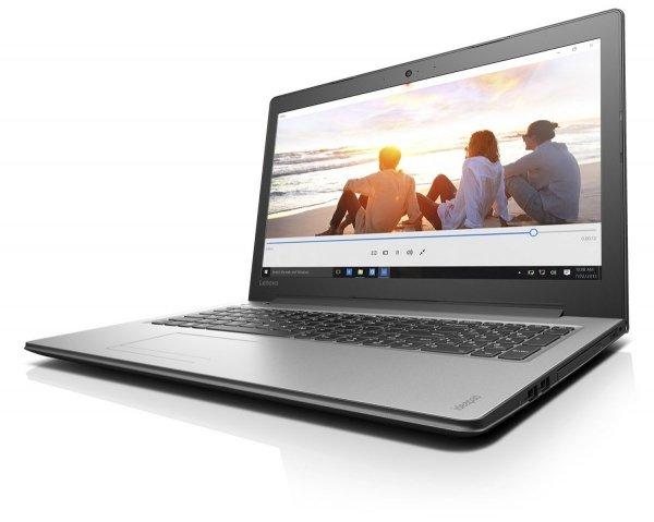 Laptop Lenovo 310-15 i5-6200U/8GB/1TB/DVD-RW/Win 10 FHD Srebrny