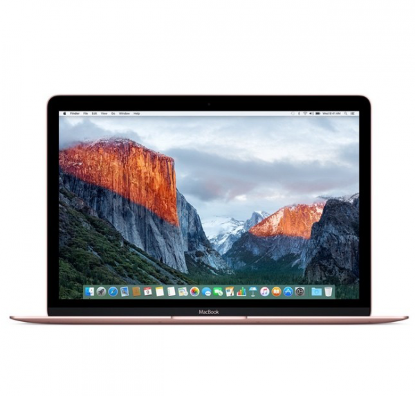MacBook 12 Retina i7-7Y75/8GB/256GB/HD Graphics 615/macOS Sierra/Rose Gold