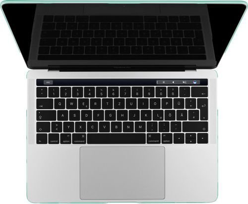Artwizz Rubber Clip - etui ochronne do MacBook Pro 13 (2016), mint AZ2032MT