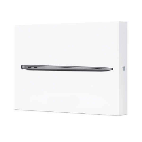 MacBook Air z Procesorem Apple M1 - 8-core CPU + 7-core GPU /  16GB RAM / 1TB SSD / 2 x Thunderbolt / Space Gray