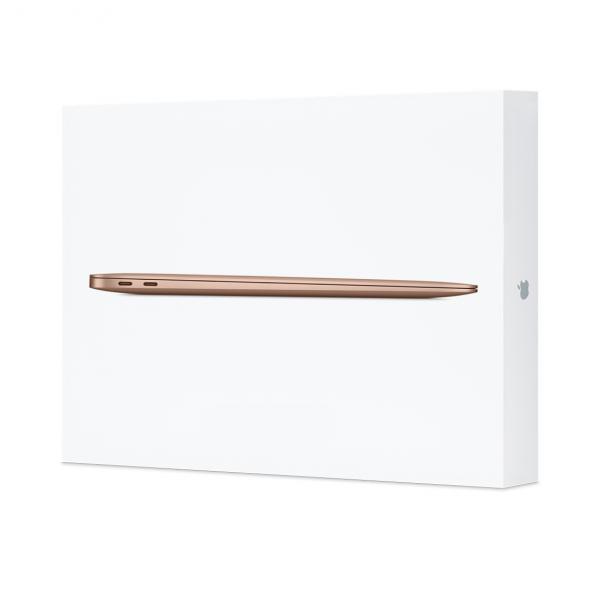 MacBook Air Retina i5 1,1GHz  / 8GB / 256GB SSD / Iris Plus Graphics / macOS / Gold (złoty) 2020 - nowy model