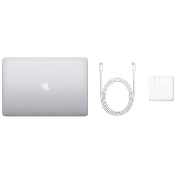 MacBook Pro 16 Retina Touch Bar i7-9750H / 16GB / 512GB SSD / Radeon Pro 5300M 4GB / macOS / Silver (srebrny)