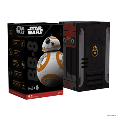 STAR WARS BB-8 droid by Sphero - Android, iOS