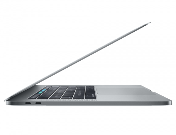 MacBook Pro 15 Retina TouchBar i7-7700HQ/16GB/256GB SSD/Radeon Pro 555 2GB/macOS Sierra/Space Gray