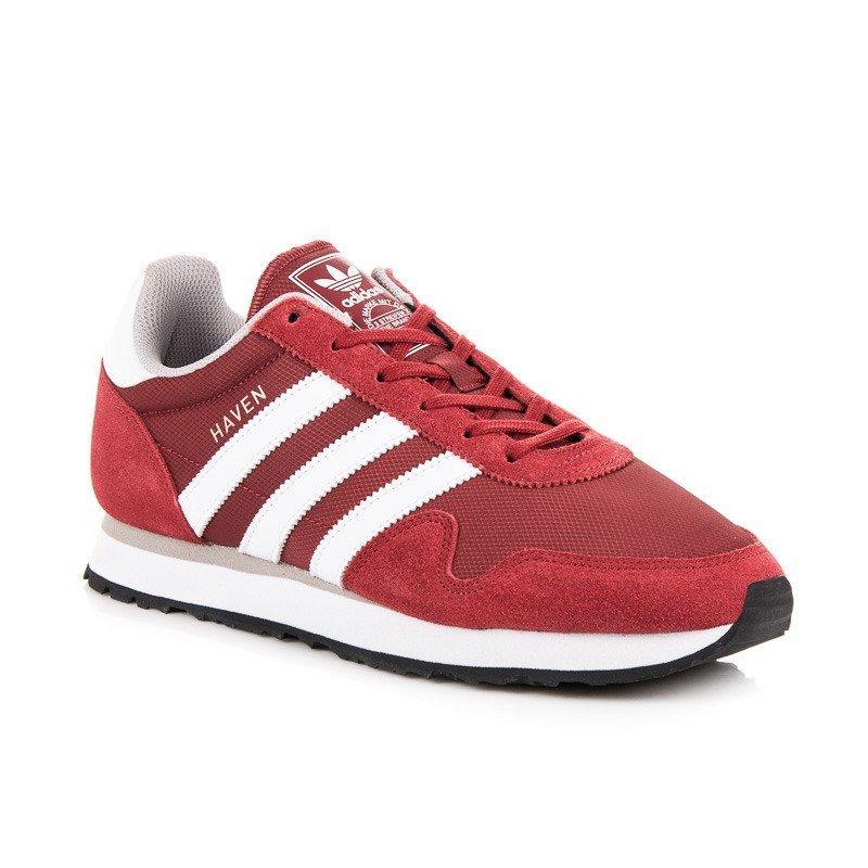 Adidas haven BB1281 czerwone | Adidas, Buty i Obuwie