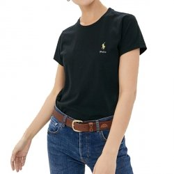 Polo Ralph Lauren t-shirt damski koszulka custom slim fit