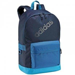 Adidas Neo plecak szkolny sportowy granatowy BP7218