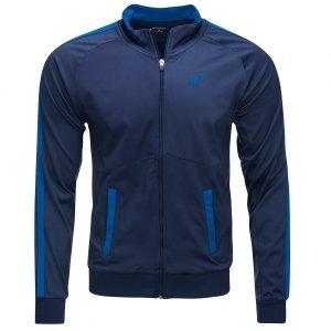 Asics bluza męska granatowa Full Zip Jacket 130806-0223