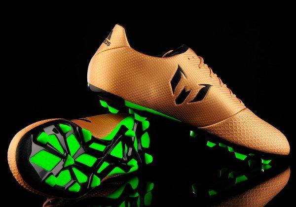 moda designerska ładne buty całkiem tania ADIDAS BUTY KORKI LANKI MESSI 16.3 FG NA TRAWĘ BA9838
