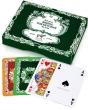 Karty Piatnik Liście dębu (Pewexy) 2 talie