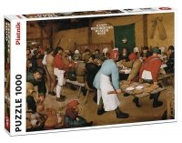 Puzzle Brueghel, Chłopskie wesele
