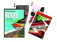 Karty Piatnik Czasy świetności kolei