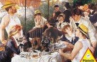 Puzzle Renoir, Śniadanie wioślarzy Piatnik