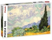 Puzzle van Gogh, Cypr