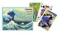 Karty Piatnik Hokusai, Wielka fala