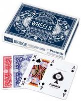 Karty Piatnik Wheels podwójne