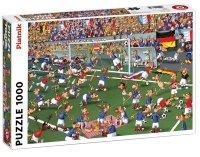 Puzzle Piatnik Piłka Nożna