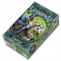 Fournier TAROT Anne Stokes Legends
