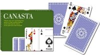 Karty Canasta - New Classic Piatnik