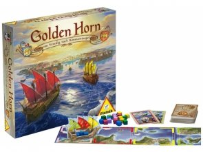 Gra Piatnik Golden Horn