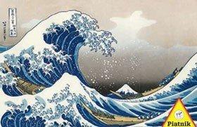 Hokusai, Wielka Fala