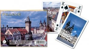 Karty Piatnik Praga - Stare Miasto