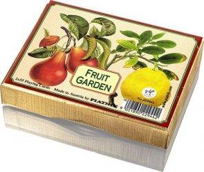 Karty Owocowy ogród Piatnik