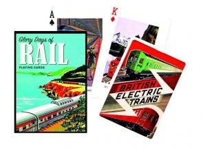 Piatnik Czasy świetności kolei