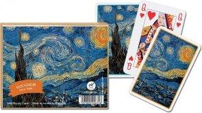 Karty Piatnik van Gogh, Gwiaździsta noc