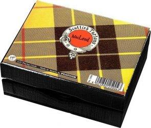 Szkocka Krata - MacLead - 2 talie