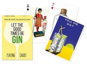 Karty Piatnik Gin