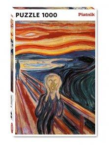 Puzzle Munch, Krzyk Piatnik