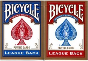 Karty Bicycle League Back