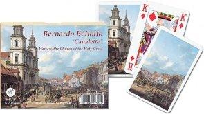 Canaletto, Kościół Świętego Krzyża - 2 talie