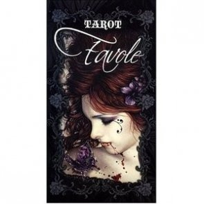 Karty Tarot Fournier Favole