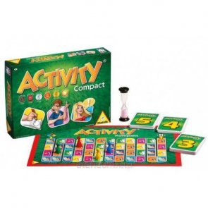 Gra Piatnik Activity Compact