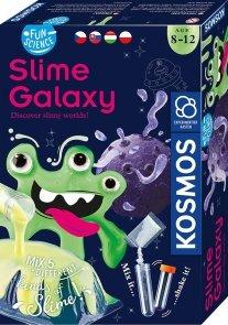Zestaw Fun Science - Slime Galaxy