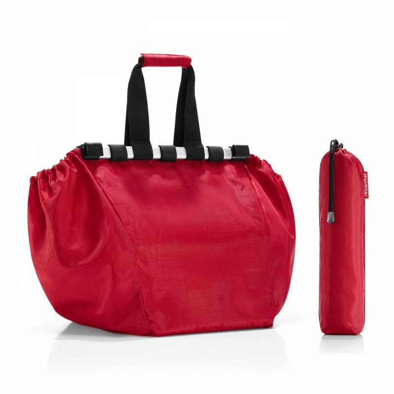 Torba na zakupy Easyshoppingbag kolor Red, firmy Reisenthel