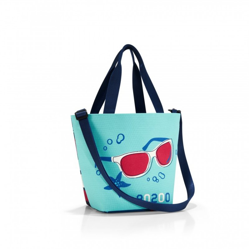 Torba na zakupy Shopper XS kolor Special Edition Aquarius, firmy Reisenthel