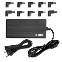 Uniwersalny zasilacz do notebooka IUZ90WA 90W Automiatic, slim