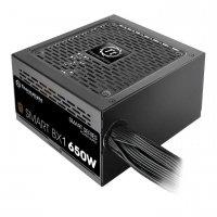 Zasilacz Smart BX1 RGB 650W (80+ Bronze 230V EU, 2xPEG, 120mm, Single Rail)