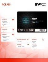 Dysk SSD Ace A55 1TB 2,5 SATA3 560/530 MB/s 7mm