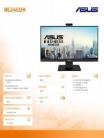 Monitor 23.8 cale BE24EQK