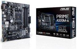 Płyta Asus PRIME A320M-A/AMD A320/SATA3/M.2/USB3.0/PCIe3.0/AM4/mATX