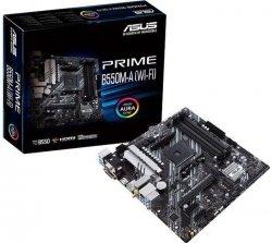 Płyta Asus PRIME B550M-A (WI-FI) /AMD B550/SATA3/M.2/USB3.1/PCIe4.0/WiFi/BT/AM4/mATX