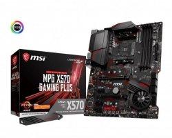 Płyta MSI MPG X570 GAMING PLUS /AMD X570/DDR4/SATA3/M.2/USB3.1/PCIe4.0/AM4/ATX