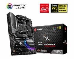 Płyta MSI MAG B550 TOMAHAWK /AMD B550/DDR4/SATA3/M.2/USB3.1/PCIe4.0/AM4/ATX